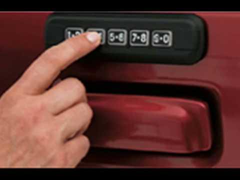 Ford Keyless Entry Keypad Code Youtube