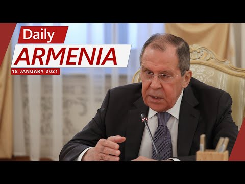 Lavrov: Nagorno-Karabakh Won't be Incorporated into Russia