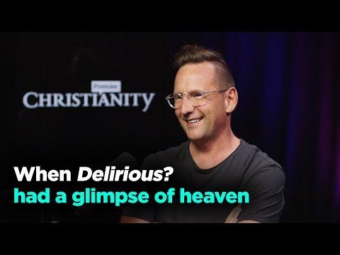 Martin Smith: When Delirious? had a glimpse of heaven