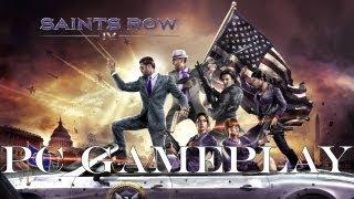 Saints Row IV 1080p PC Gameplay on MSI GTX 580 Lightning Edition