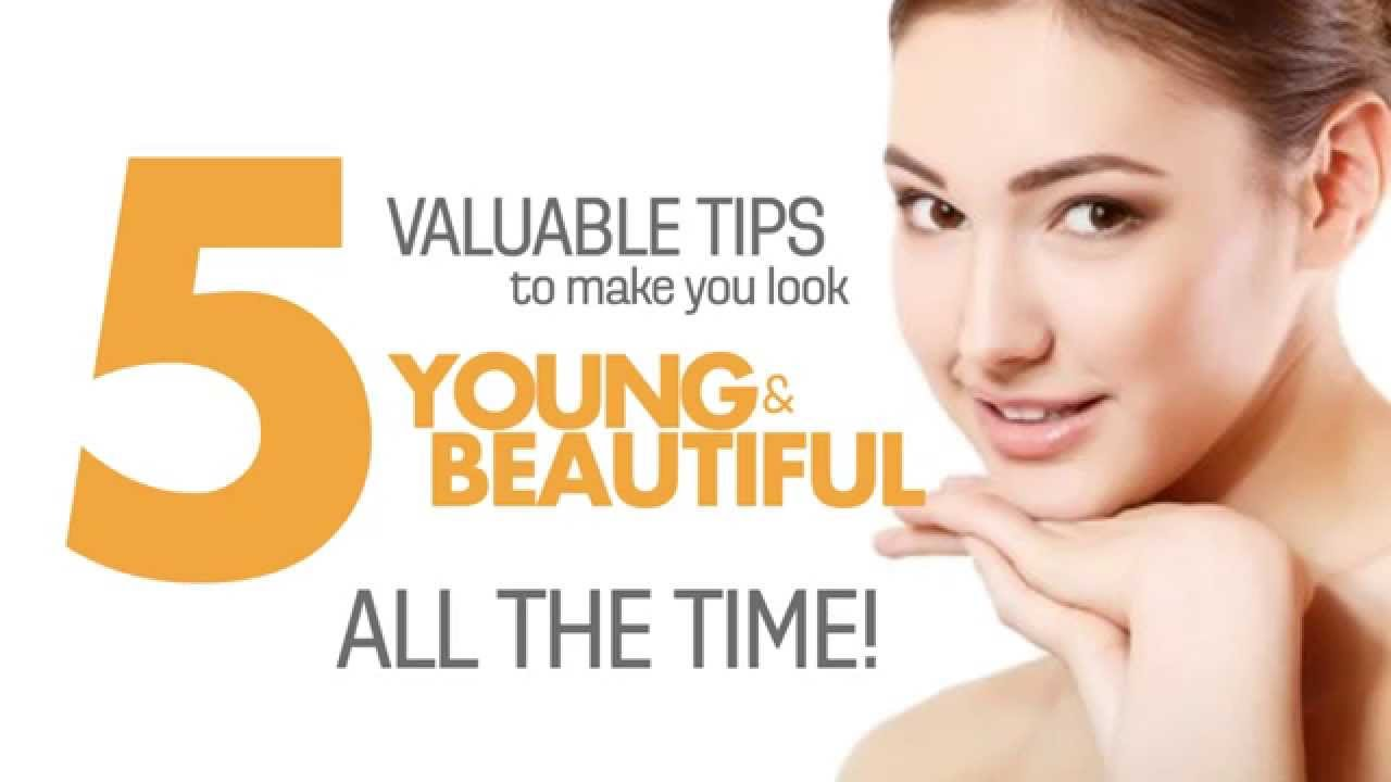122 Tips on How to Look Young and Beautiful (12-122)