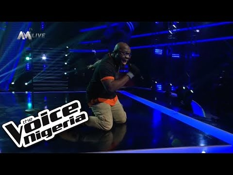 "Wow - ""Incomplete""/ Live Show/ The Voice Nigeria Season 2 Mp3"