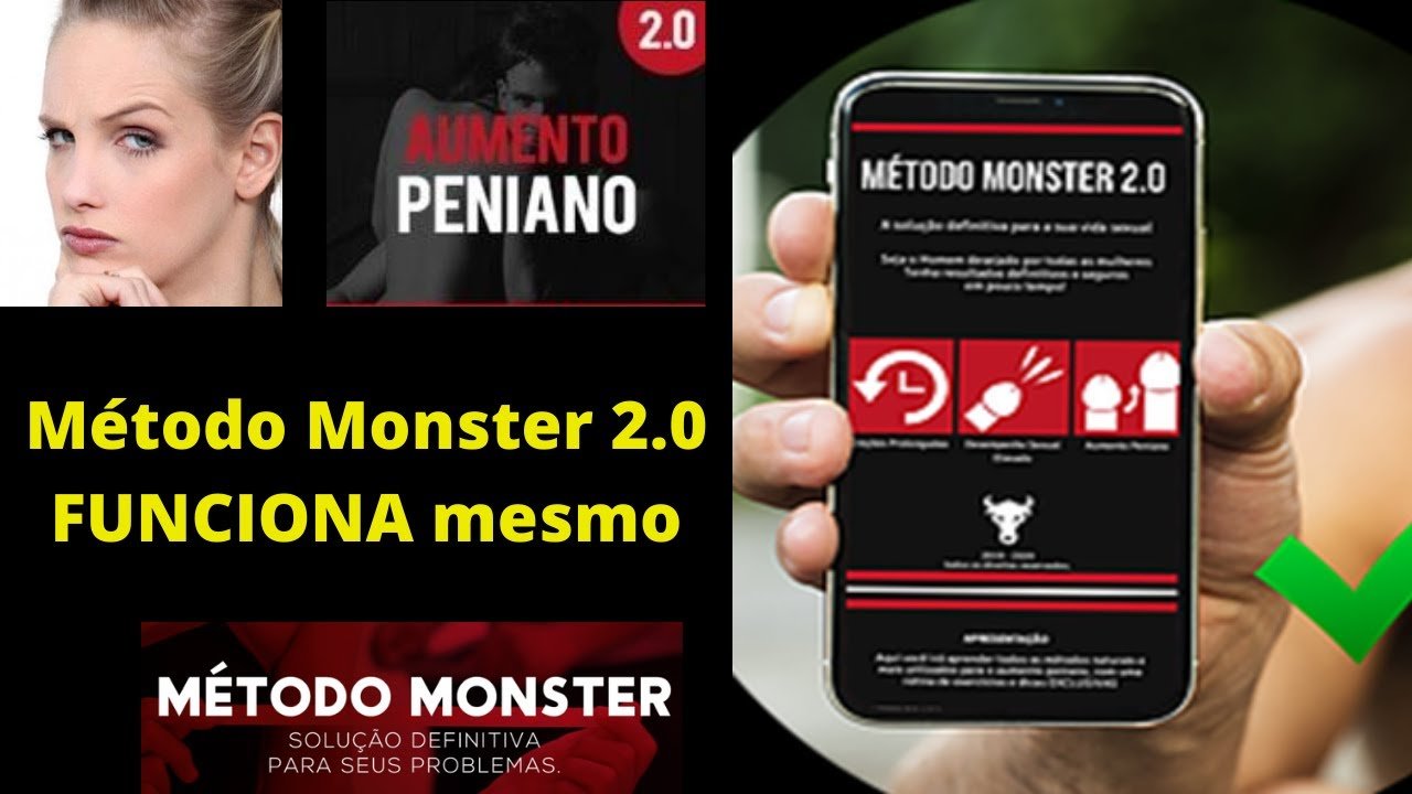 método monstro