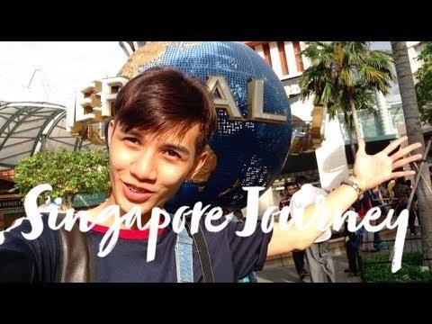 VLOG | SINGAPORE JOÜRNEY