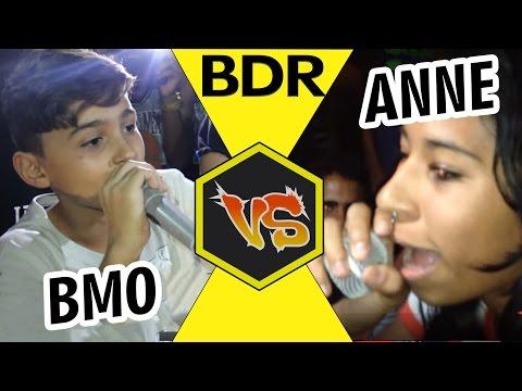 BMO Vs Anne - 2° especial  Batalha de RAP no Relógio