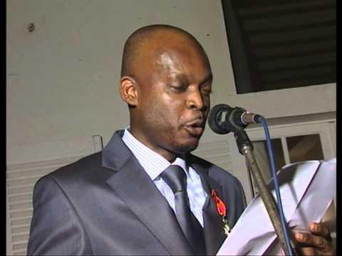 conseiller de la présidence Togolaise