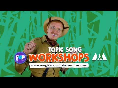 Workshops Topics Explainer ft Roger Wild