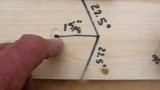 Folding Wooden Work Table Part 2 Of 9