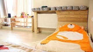 видео Частный детский сад - центр развития. академия детства и семьи - New Life