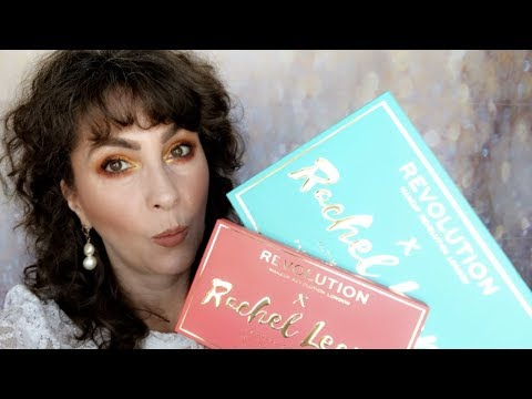Revolution x Rachel Leary Collection / Testing Goddess On The Go