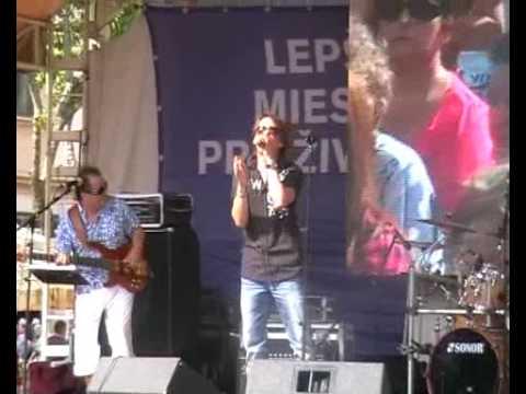 Peter Cmorik Band: Mám Ťa Rád 10.6.2010 TN