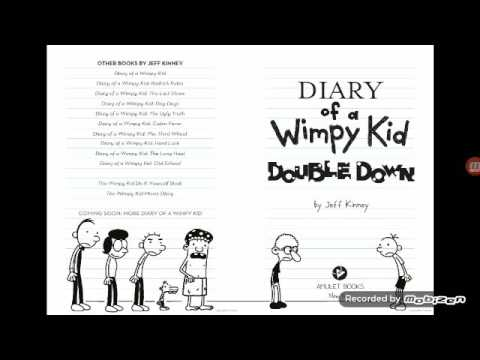 Dylan reads diary of a wimpy kid double down the new one youtube diary of a wimpy kid double down the new one solutioingenieria Image collections