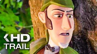 SHERLOCK GNOMES Trailer German Deutsch (2018)