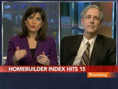 Markstein Sees Builder Confidence Improving With Economy: Video