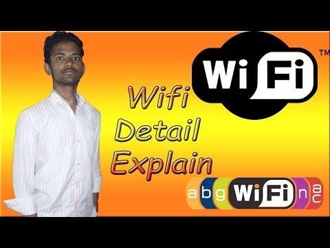 [ Mumbai Tamil ]  WiFi Explained in Detail | Wifi 802.11 a, b, g, n, ac