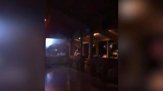 קליפורניה תיעוד ירי טבח מועדון בורדר ליין בר אנד גריל