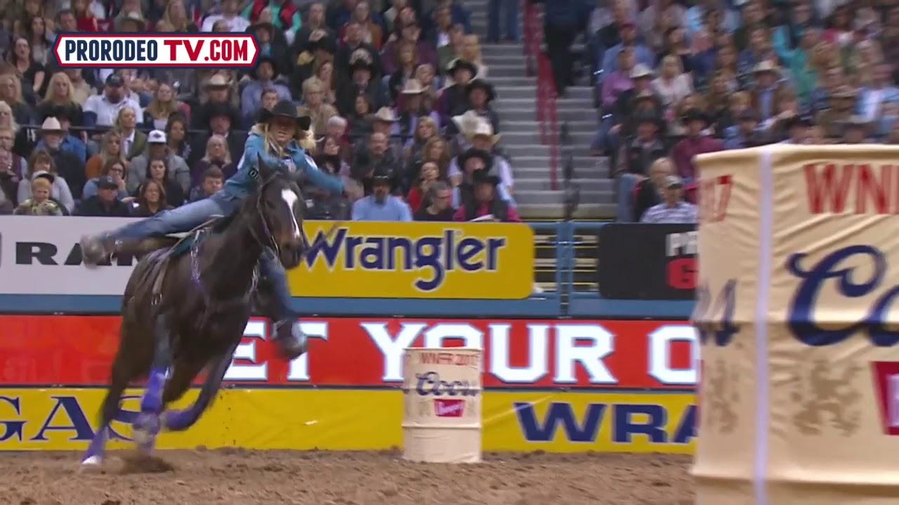 National Finals Rodeo 2018 Live Stream Las Vegas