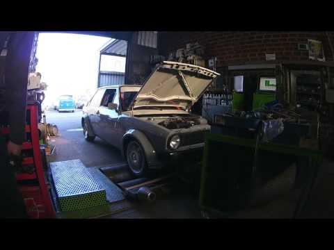 Polo MK1 Audi 50 Dyno Run