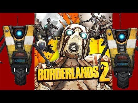 THE BEST ROBOT IN EXISTENCE Borderlands 2 #1