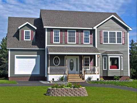 ตัวอย่างสีทาบ้านสวยๆราคาถูก