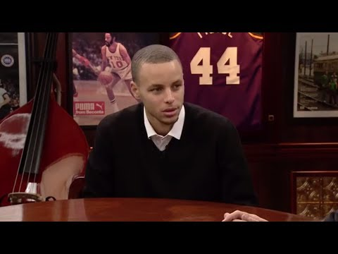 Steph Curry and Bill Simmons | 2014 NBA All Star Weekend B.S Report Special