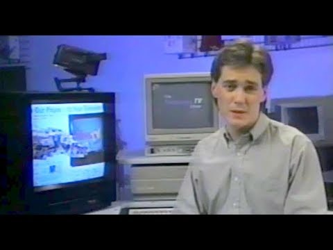 1994: Editing Video With Your Vintage '90s Camcorder