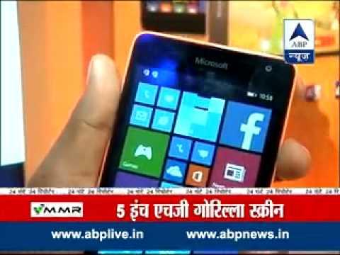 Microsoft launches first non-Nokia Lumia in India