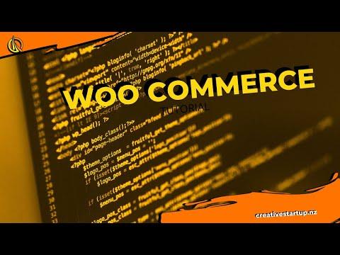 Woo Commerce  2017 - Basic setup - Part 1