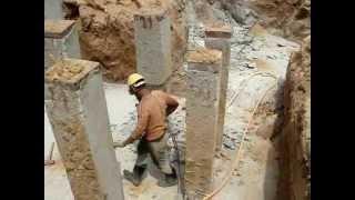 Piling Work
