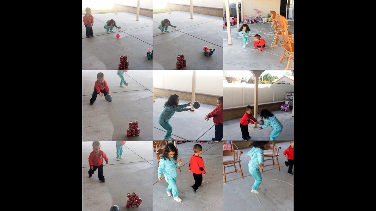 Actividades para desarrollar la motricidad gruesa de los - Actividades para ninos pequenos ...