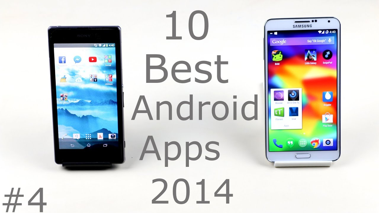 top 10 best android apps 2014 part 4