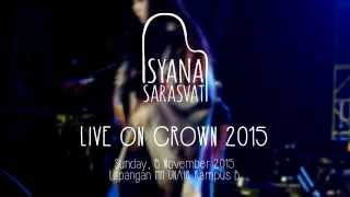 Isyana Sarasvati - Little Of Your Time & Runaway Baby (Medley) (Live On CROWN 2015)
