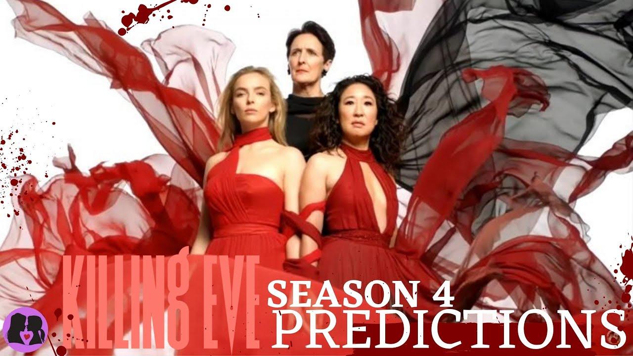 Download Killing Eve - Season 4 Predictions!