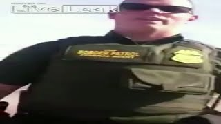 Disgraceful! - Border Patrol Attack & Taser Woman