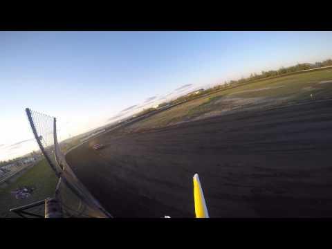 Sportsman Class - Mitchell Raceway 5/29/15 - Flagman POV