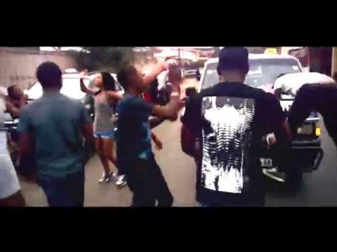Vicky R - Tu Es Dans Pain [Remix] ( Video Freestyle)