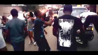 Vicky - Tu Es Dans Pain [Remix] ( Video Freestyle)