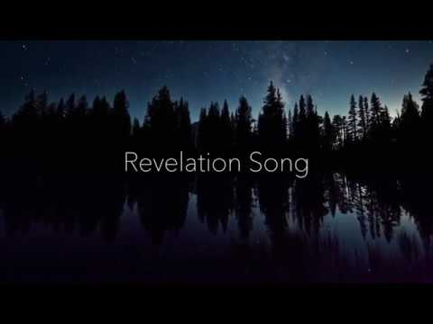 Revelation Song Piano Cover Karaoke With Lyrics Youtube
