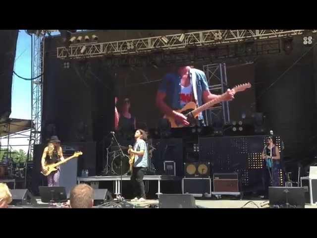 Festival Season 2015 - Chasing Cooper
