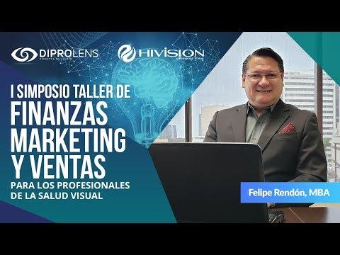 Simposio Taller de Finanzas: Felipe Rendón, MBA