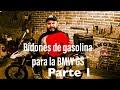 BMW G650GS Instalación Bidones Gasolina volumen 1 de 3