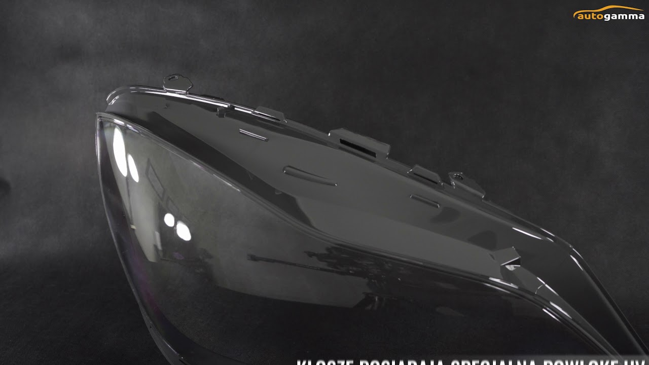Klosz Do Reflektora Lampy Mercedes W212 Facelift Regeneracja Lamp Auto Gamma