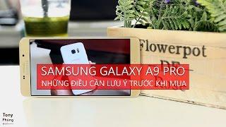 Samsung Galaxy A9 Pro có màn hình lớn, thời lượng pin cực trâu và m...