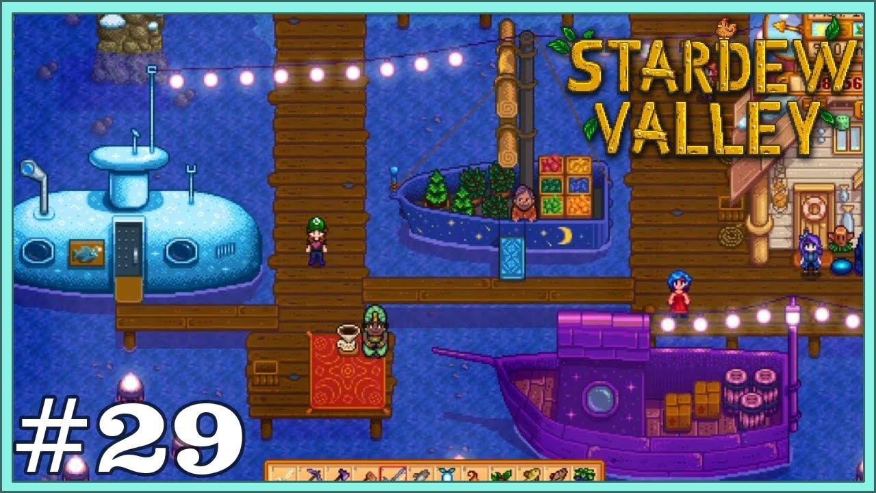 Night market stardew valley