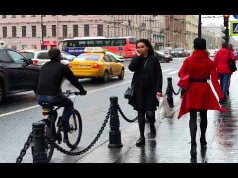 Петербургский стиль. Люди, город, витрины, магазины