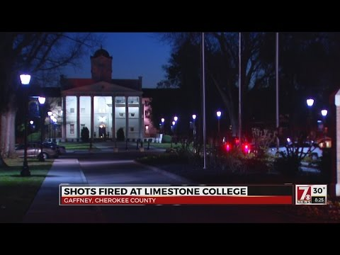 Shots fired at Limestone College