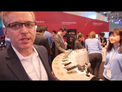 Qualcomm booth tour at MWC 2016