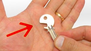 ✔ 4 Incredible Things You Can Do With A Key