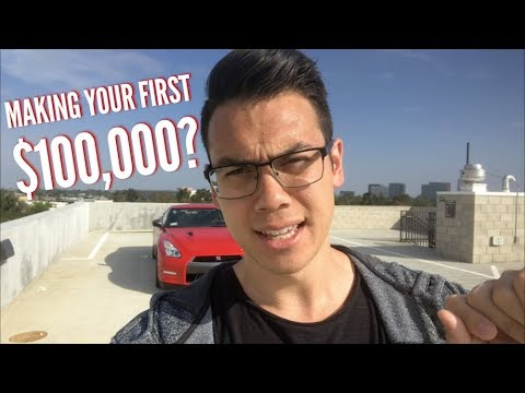 HOW TO MAKE YOUR FIRST $100,000 - RYAN HILDRETH EXPOSES THE TRUTH