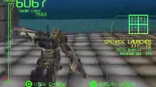 Armored Core Master of Arena - VS Ernst (Phoenix)